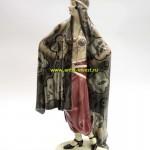 фарфоровая статуэтка танцовщица 1930 годы Goldscheider высота 50 см