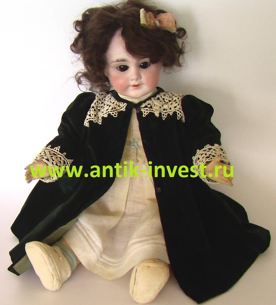 купить куклу французская антикварная старинная кукла Lecomte & Alliot doll