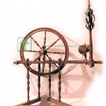французская прялка XIX века 90х70х30см старт 50 евро