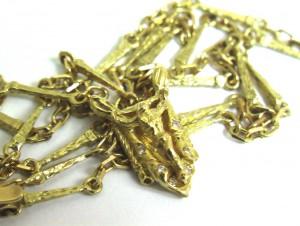 цепочка с кулоном бриллианты Сальвадор Дали купить Salvador Dali