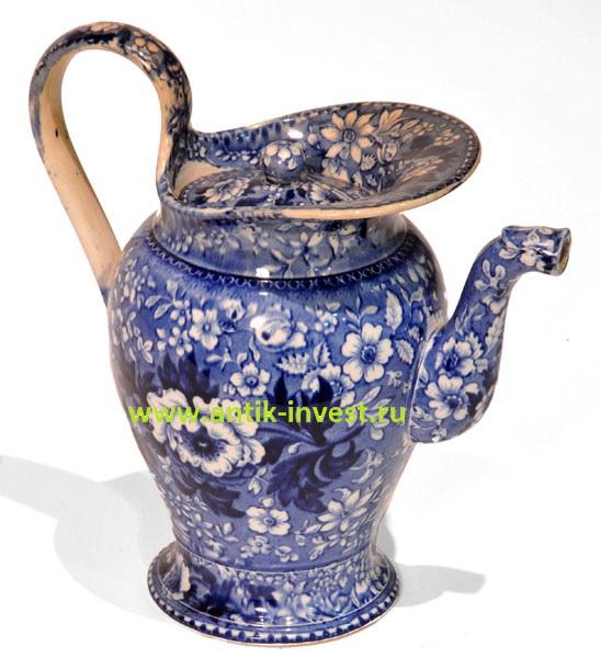 шоколадница кувшин чайник для горячего шоколада Англия