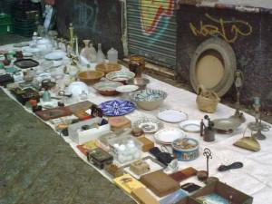 блошиный рынок в Испании, Севилья блошиные рынки мира