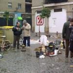 блошиный рынок в Испании, Севилья