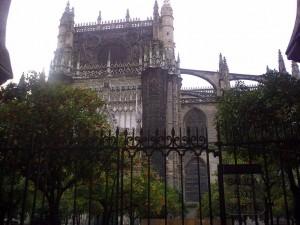 кафедральный собор, Севилья, могила Колумба