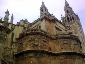 кафедральный собор севилья могила колумба