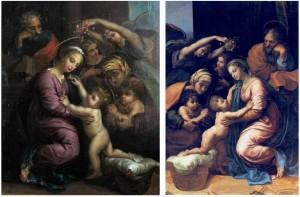 копии известных картин подделки живописи