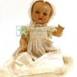 Beby Molina целулодная куколка глазки закрываются рот полуоткрыт 33 см