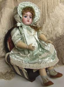 Heinrich Handwerck doll mold 109 - 133 купить антикварную немецкую куклу antik-invest