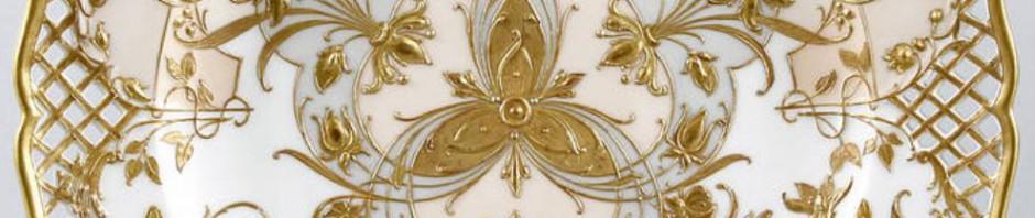 клейма KPM (КПМ, КРМ) - Королевская Берлинская Мануфактура (Konigliche Porzellan Manufaktur)