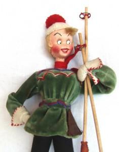 кукла винтажная ленчи рольдан ролдан клумпе