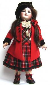 купить куклу антикварная кукла в москве