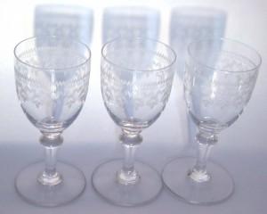 баккара бакара водочные стопки рюмки сервиз стекло baccarat