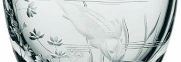 baccarat 1878 LE JAPONISME стекло японизм баккара
