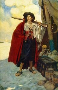 гаити пираты буконьеры