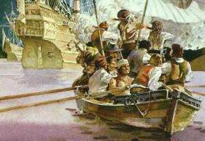флибустьеры пираты гаити вуду