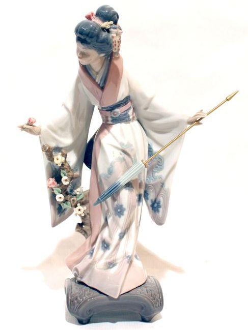 Испанский Фарфор LLADRO (Льядро, Ладро, Лядро) – статуэтки, клейма, история Фарфорового города.