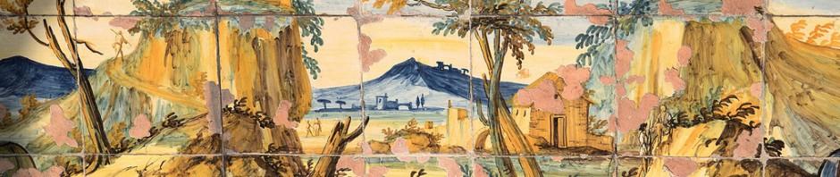 марки клейма марочник итальянской майолики фаянса фарфора