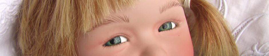 veronica grossle schmidt кукла фарфоровая